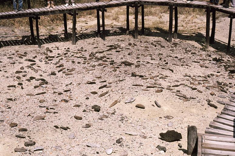 オリゴザイリー遺跡遠景2