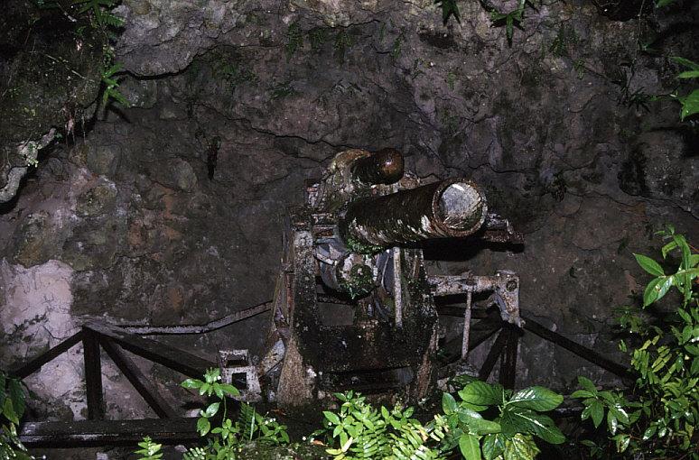 日本軍榴弾砲