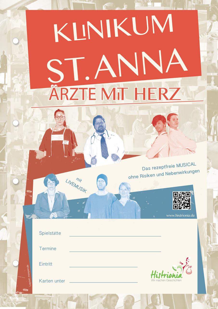 Plakat und Flyer-Gestaltung