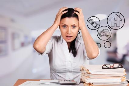 Criblé de dettes, stress, angoisse : solder les dettes comment faire ? solution pour éviter l'expulsion? le réméré en pratique