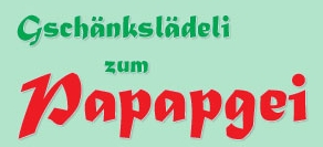 Papagei, Bahnhofstrasse 34, Eschlikon