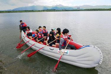 川体験と川学習