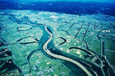 石狩川の防災