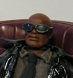 MATRIX Morpheus in Science Fiction Hereos