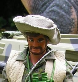 Robert Muldoon in Jurassic Park