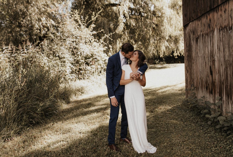 Standesamtliche Hochzeit in der Linnermühle in Krailling