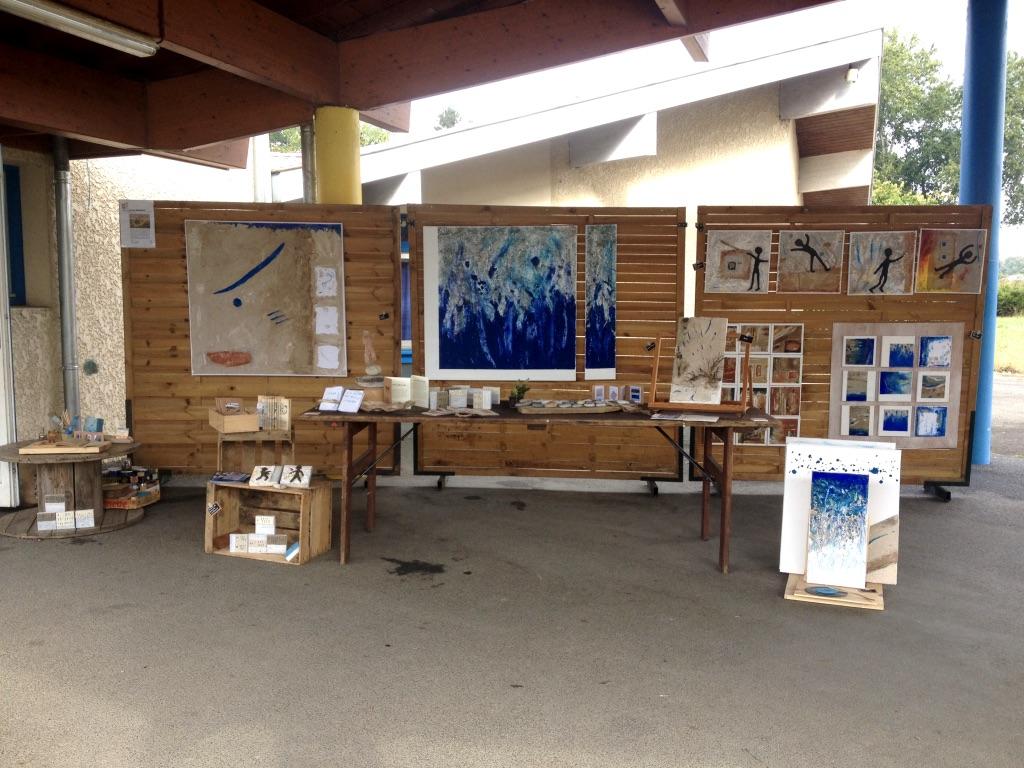 exposition Art en Sac
