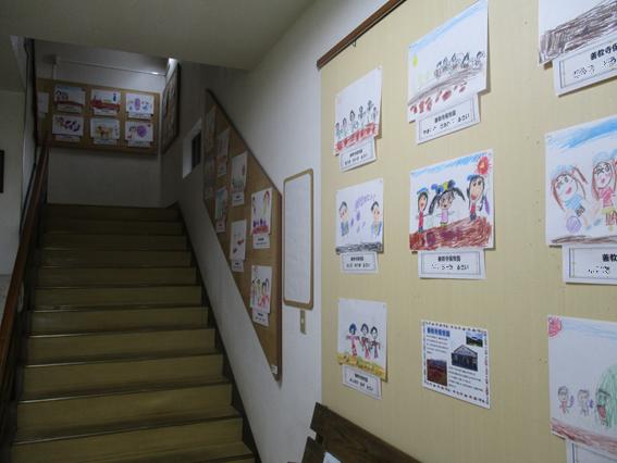 「善教寺保育園の子どもたち 作品展」