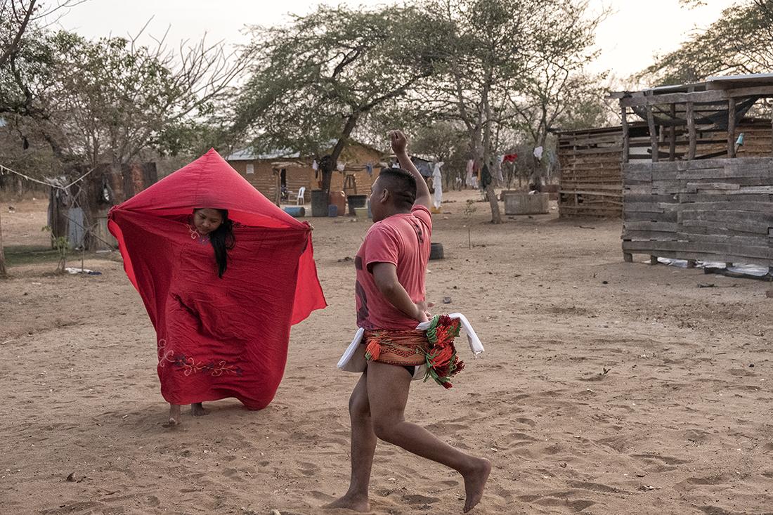 Brauttanz der Wayuu