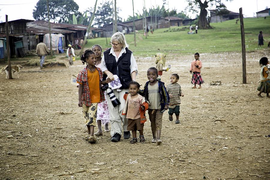 Rita Schneider Äthiopien