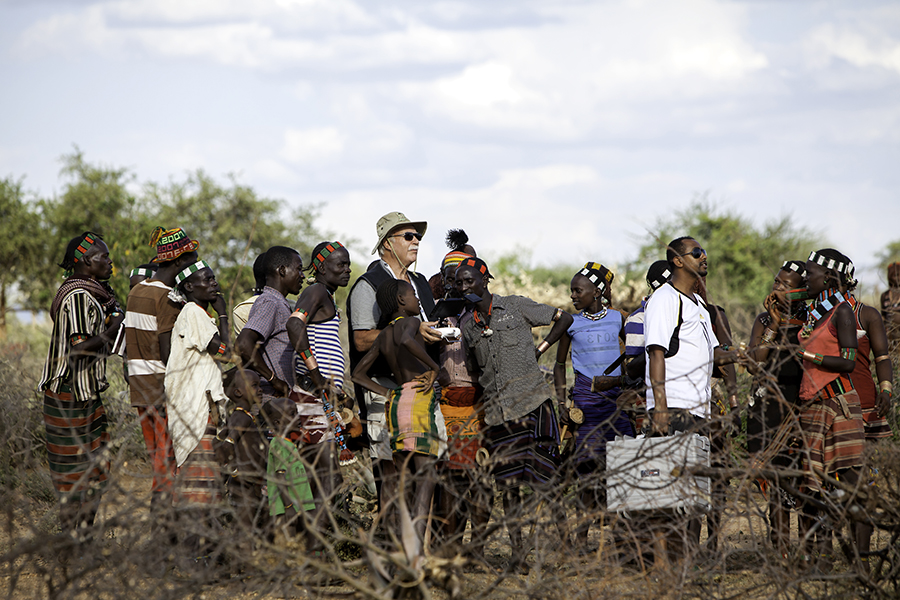 Mit dem Kopter in Äthiopien