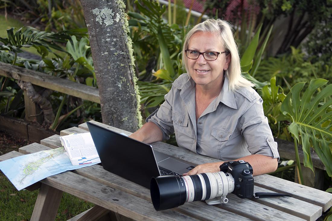 Rita Schneider Reisebloggerin