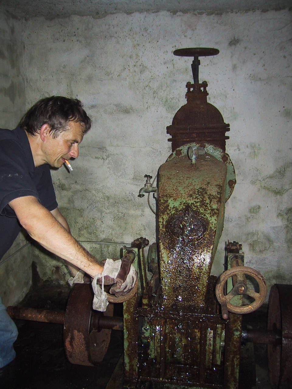 Die Turbine 2006.