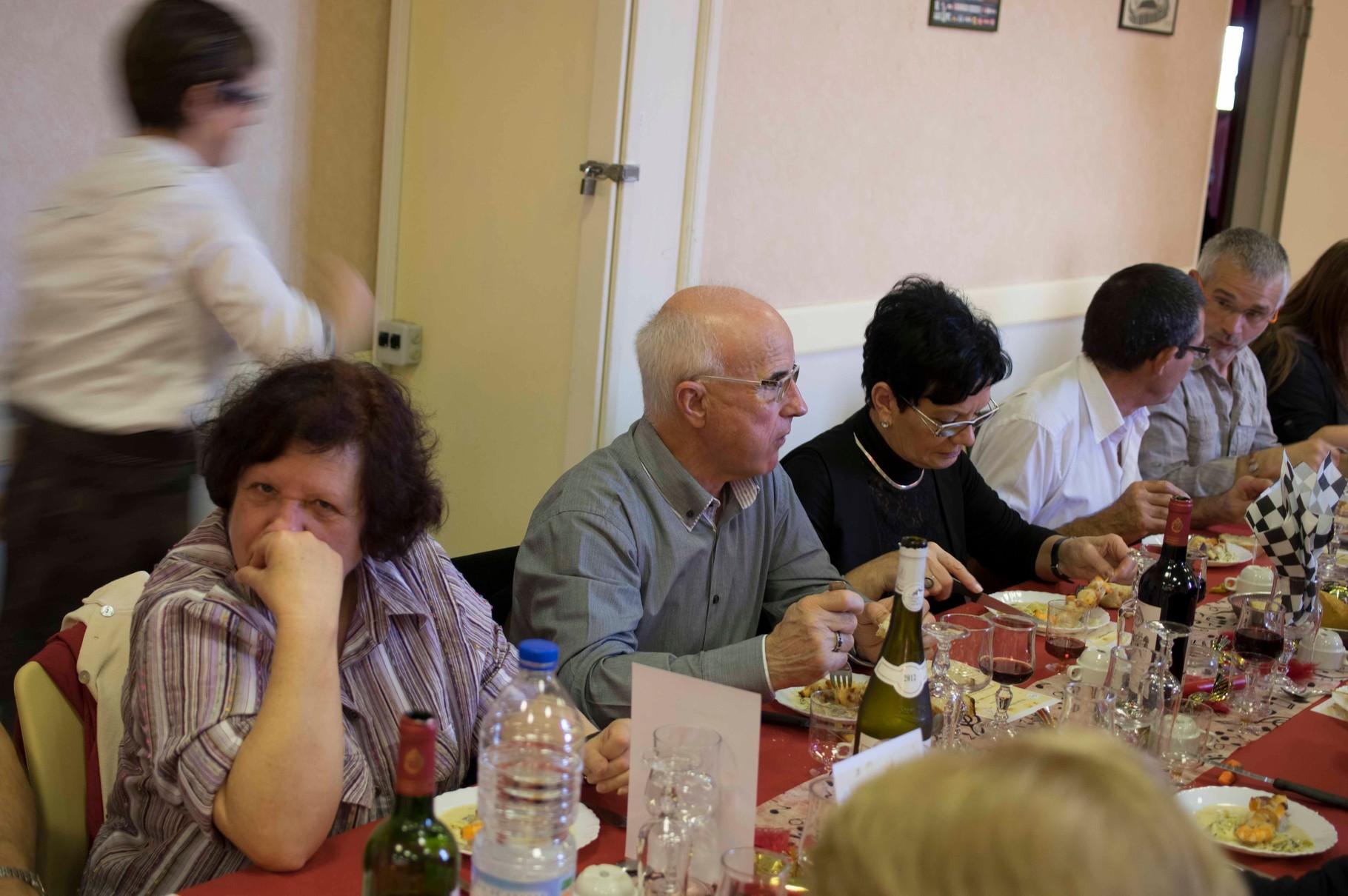 Repas des Aînés - 2014