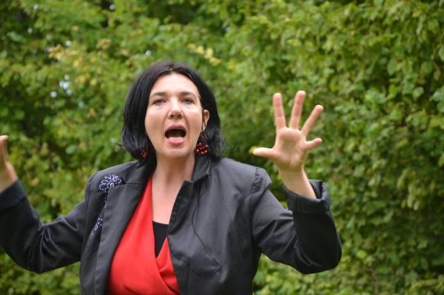 Promenées 2015 - Elisabeth Troestler - Conteuse