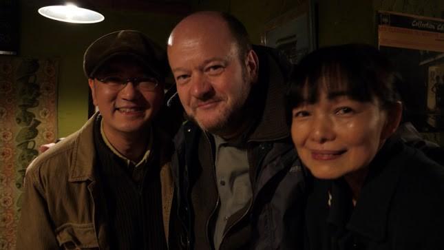 RINKAのお二人とミシェルさん、再会を願って