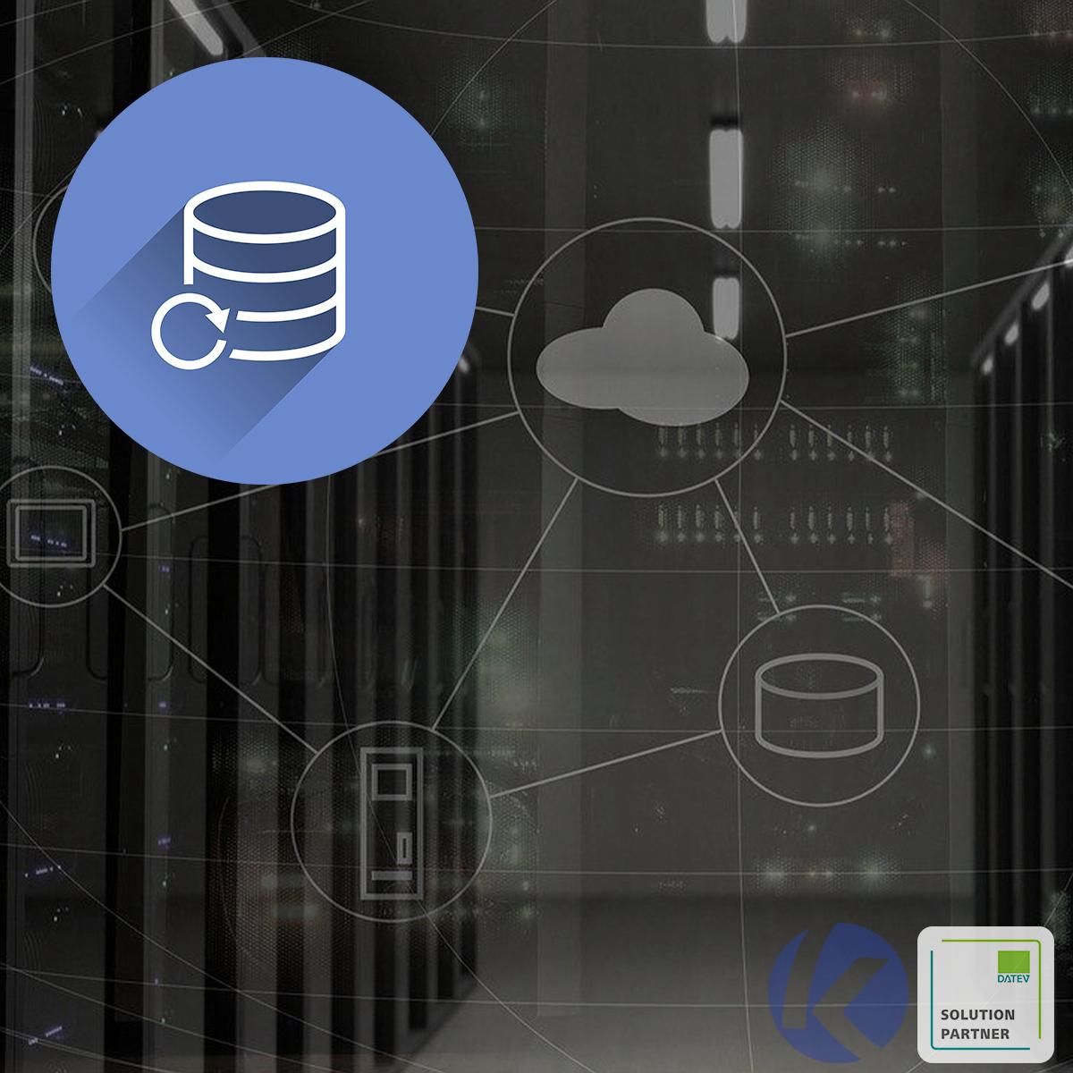 Cloud-Backup im deutschen Rechenzentrum (DSGVO)