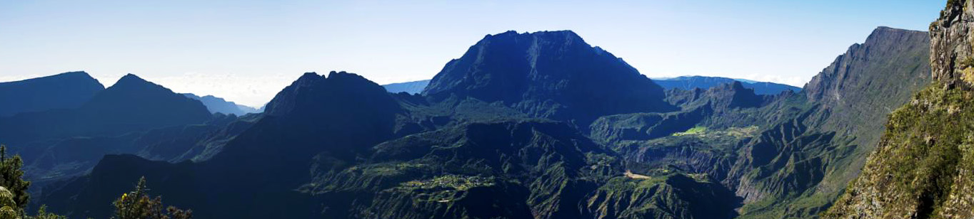 Maïdo Grand Bénare 2 -  Ile de la Réunion - Mai 2016.