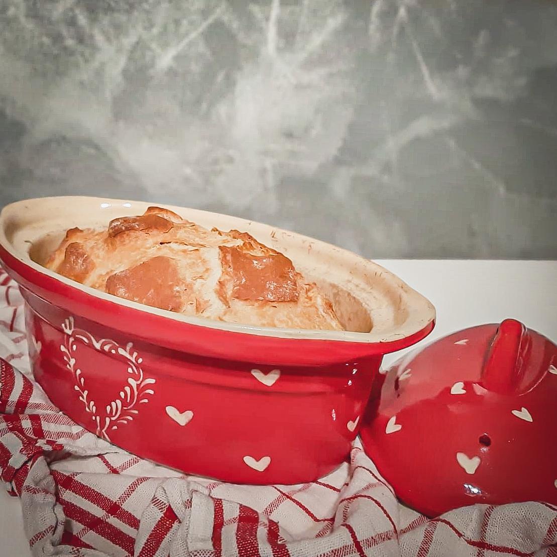 Recette de pain en cocotte