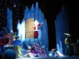 Ecco l'ingresso di Babbo Natale