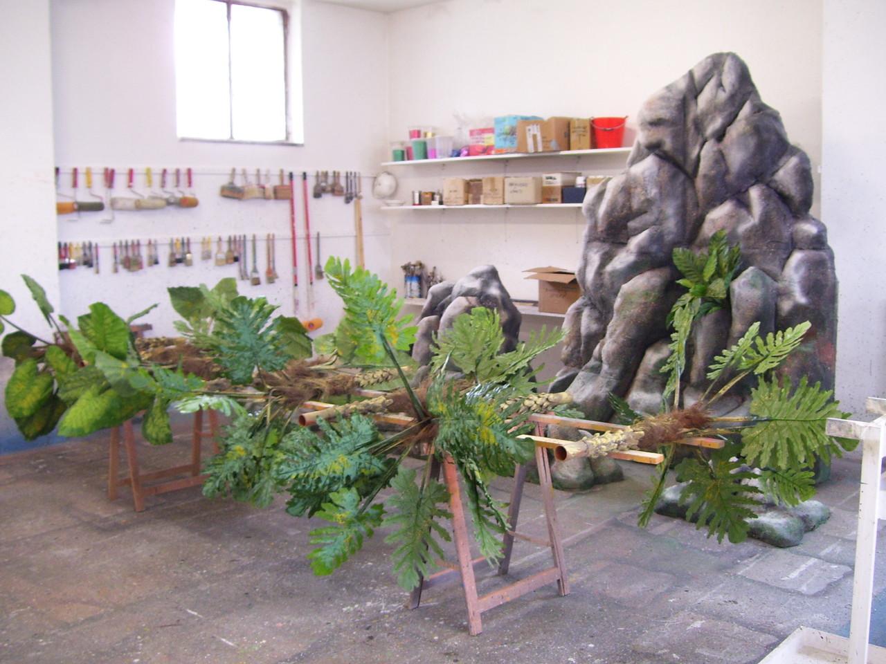 scultura L'isola che non c'è