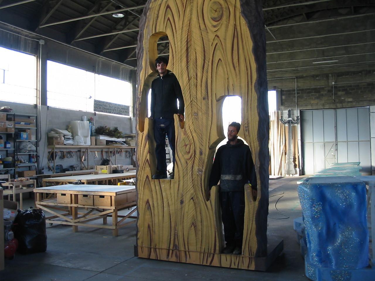 I soldatini di legno