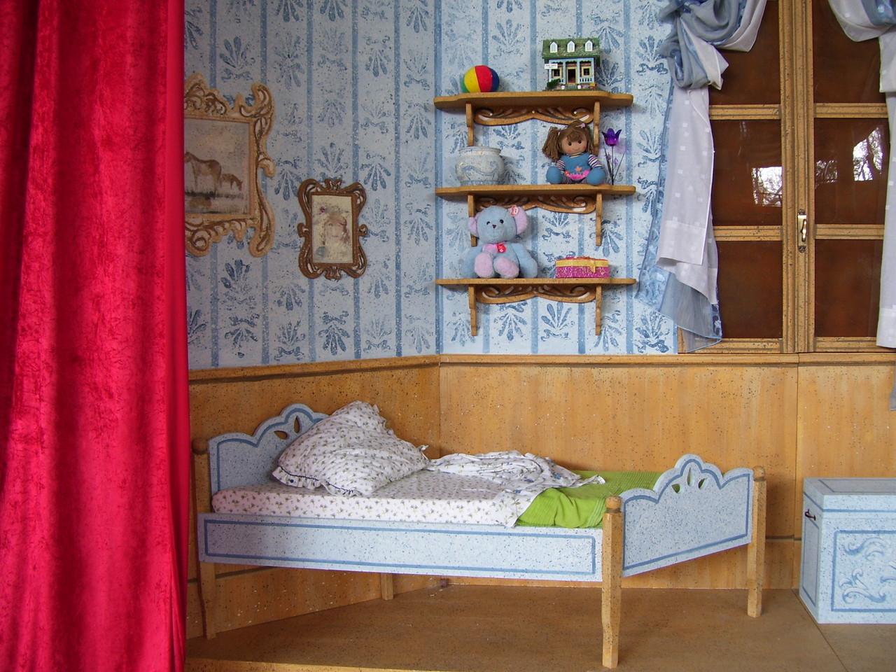 la camera di Wendy