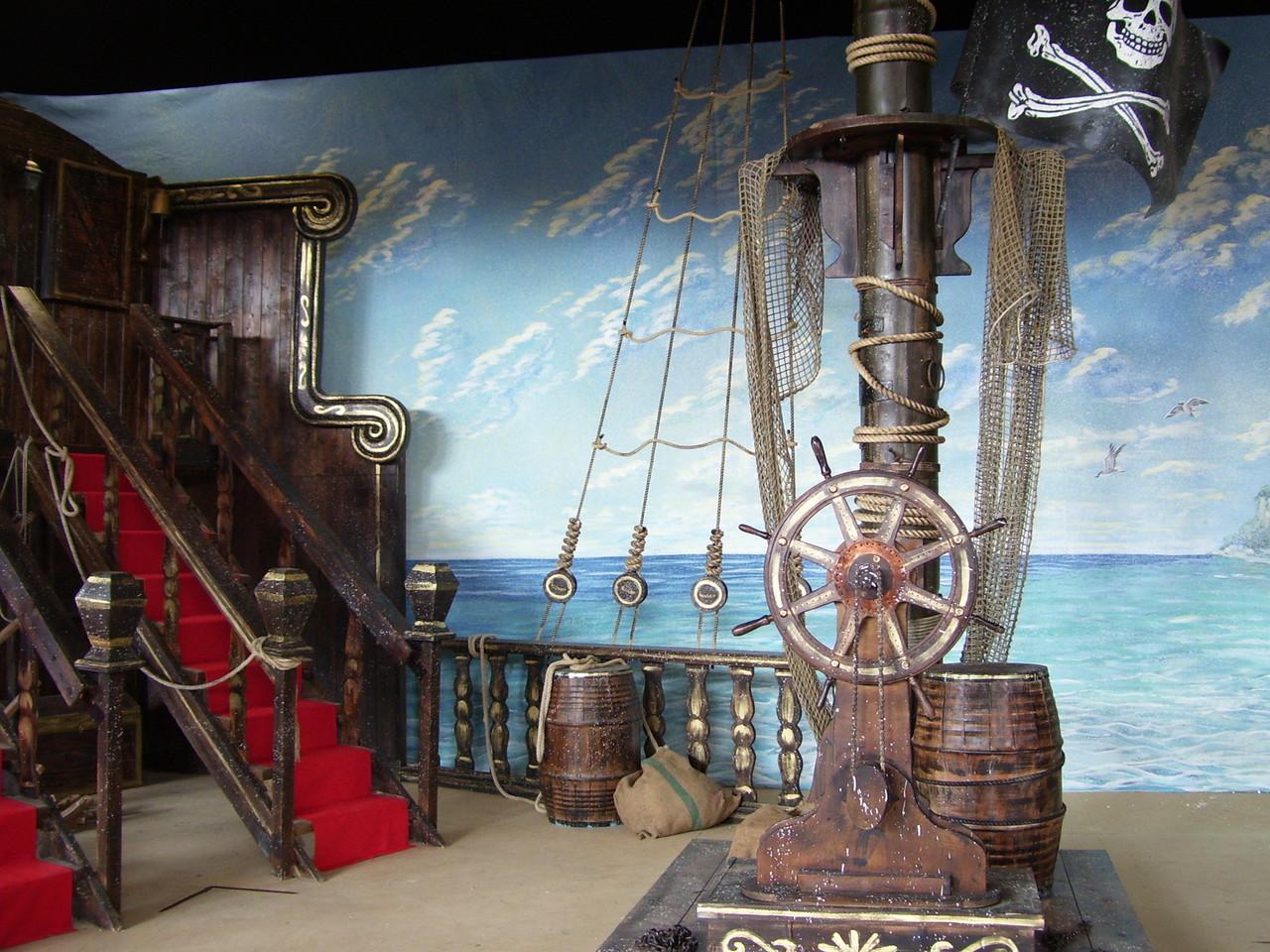 La nave di Capitan Uncino