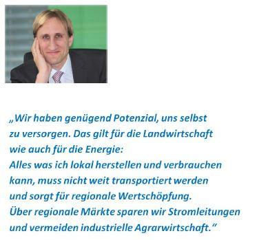 Diskussion u. a. mit Prof. Michael Sterner