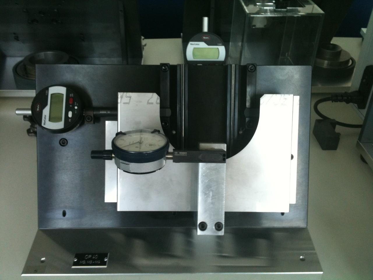 Auftischmessvorrichtungen mit mechanischen Messuhren 4