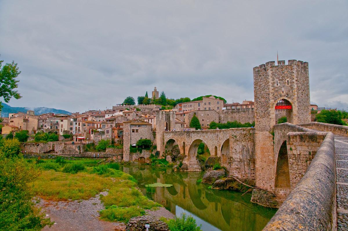 Besalu(Girona)