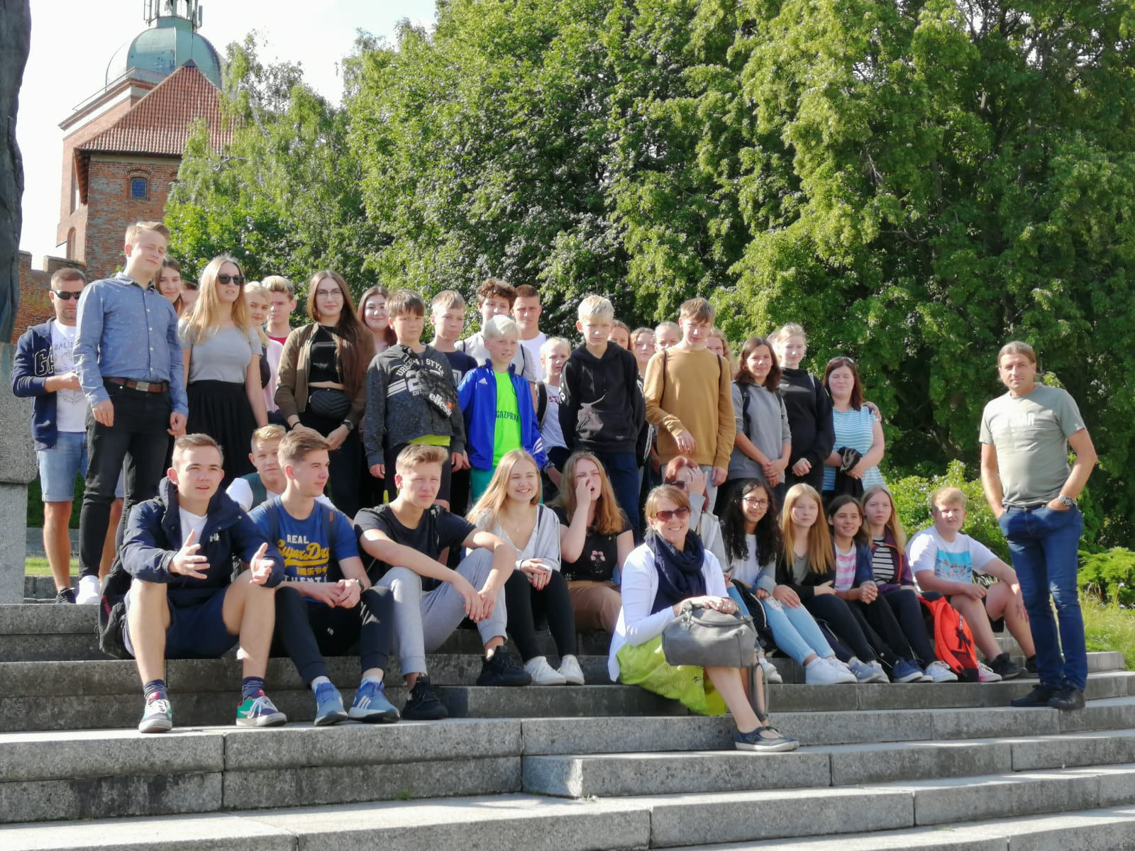 Jugendaustausch Lichtenau - Pieniezno