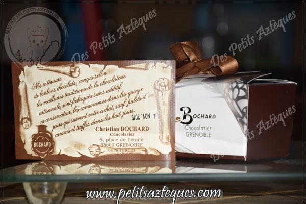 Elevage de chihuahua des Petits Aztèques, cadeau spécialités de Grenoble