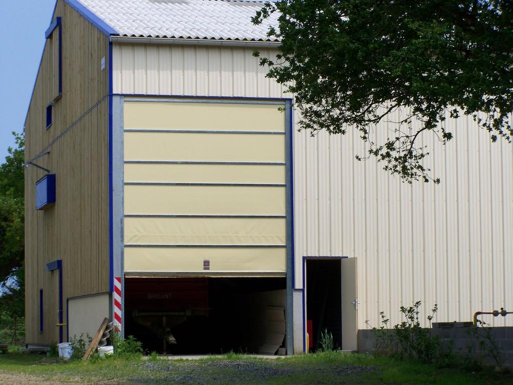 Porte BVR maxi vue extérieur