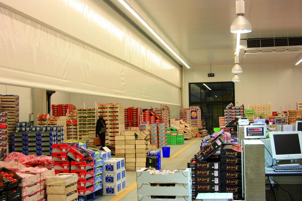 Centrale d'achat (produits frais)
