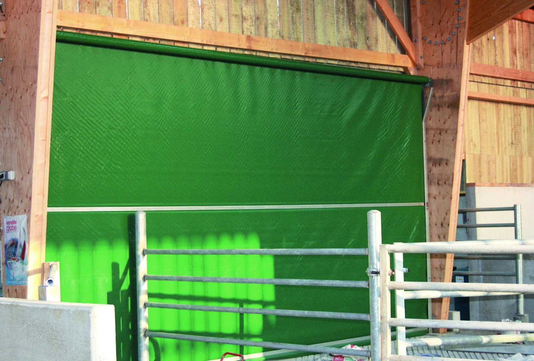 Nos produits - Eurosom: portes enroulables et rideaux techniques de ...