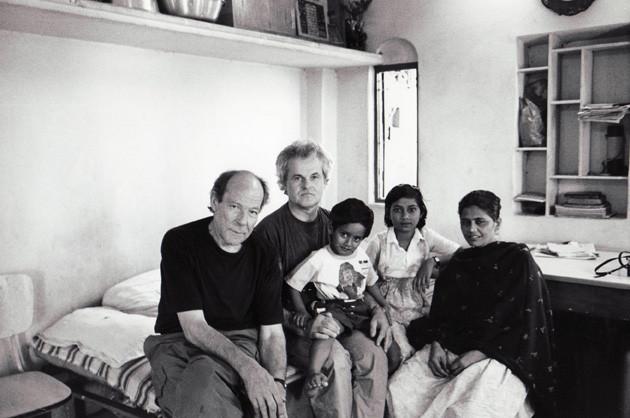 Leprareportage Kalkutta mit Hugo Jaeggi