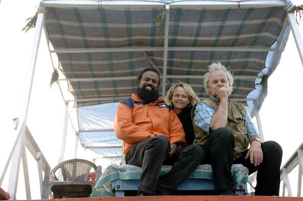 Tigerreportage in den Sunderbans (India) mit Ruth Wäfler und Sushil Bhattacharya