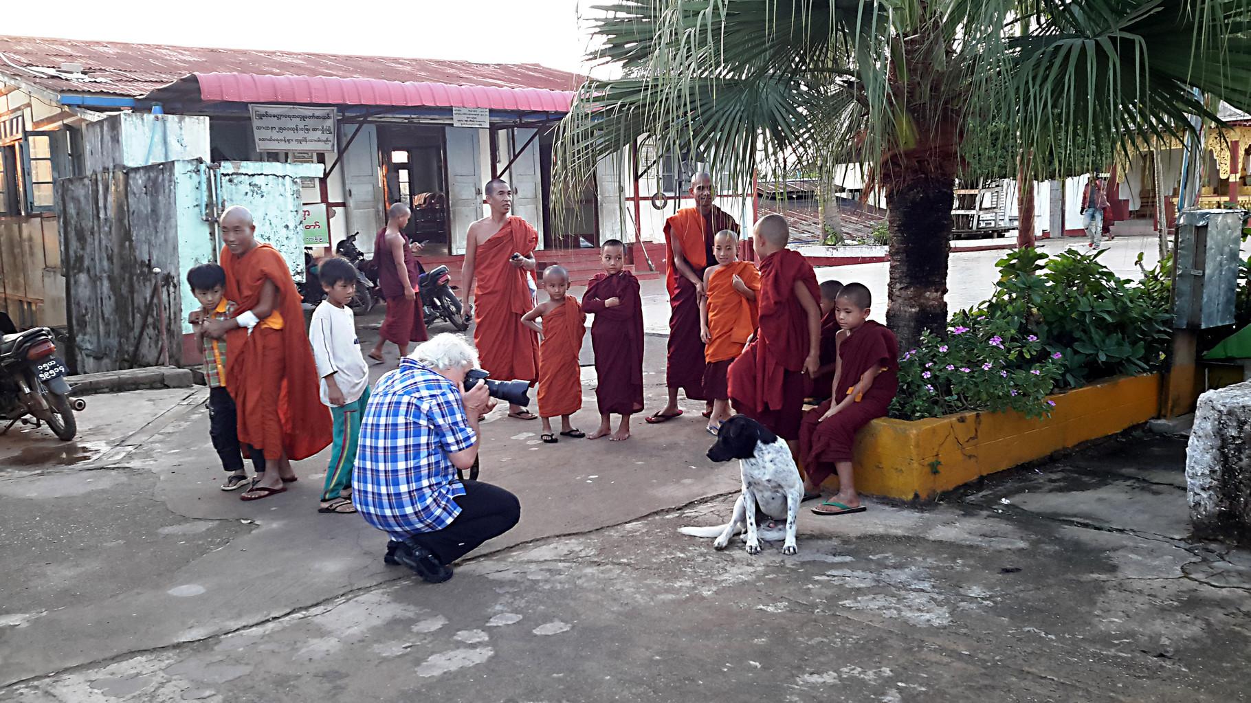 Lasho (Burma) Okt. 2015. Foto Dr. Yamin