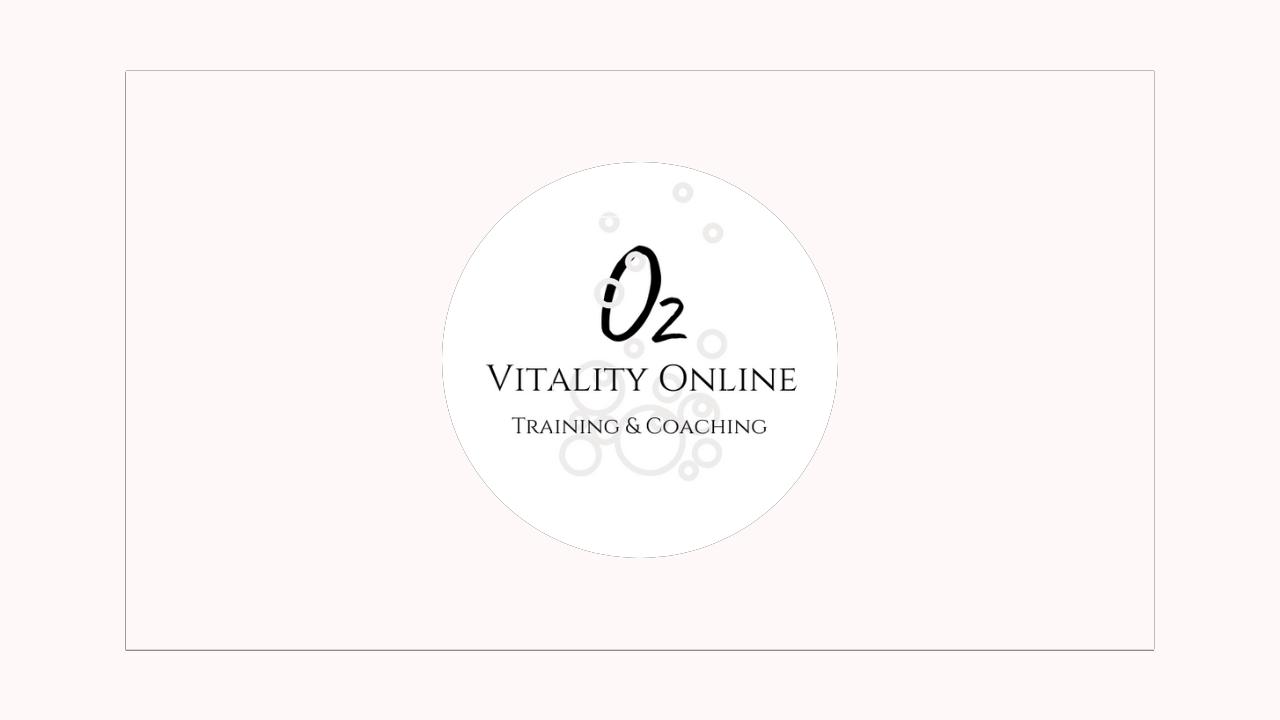 O2 Vitality Online