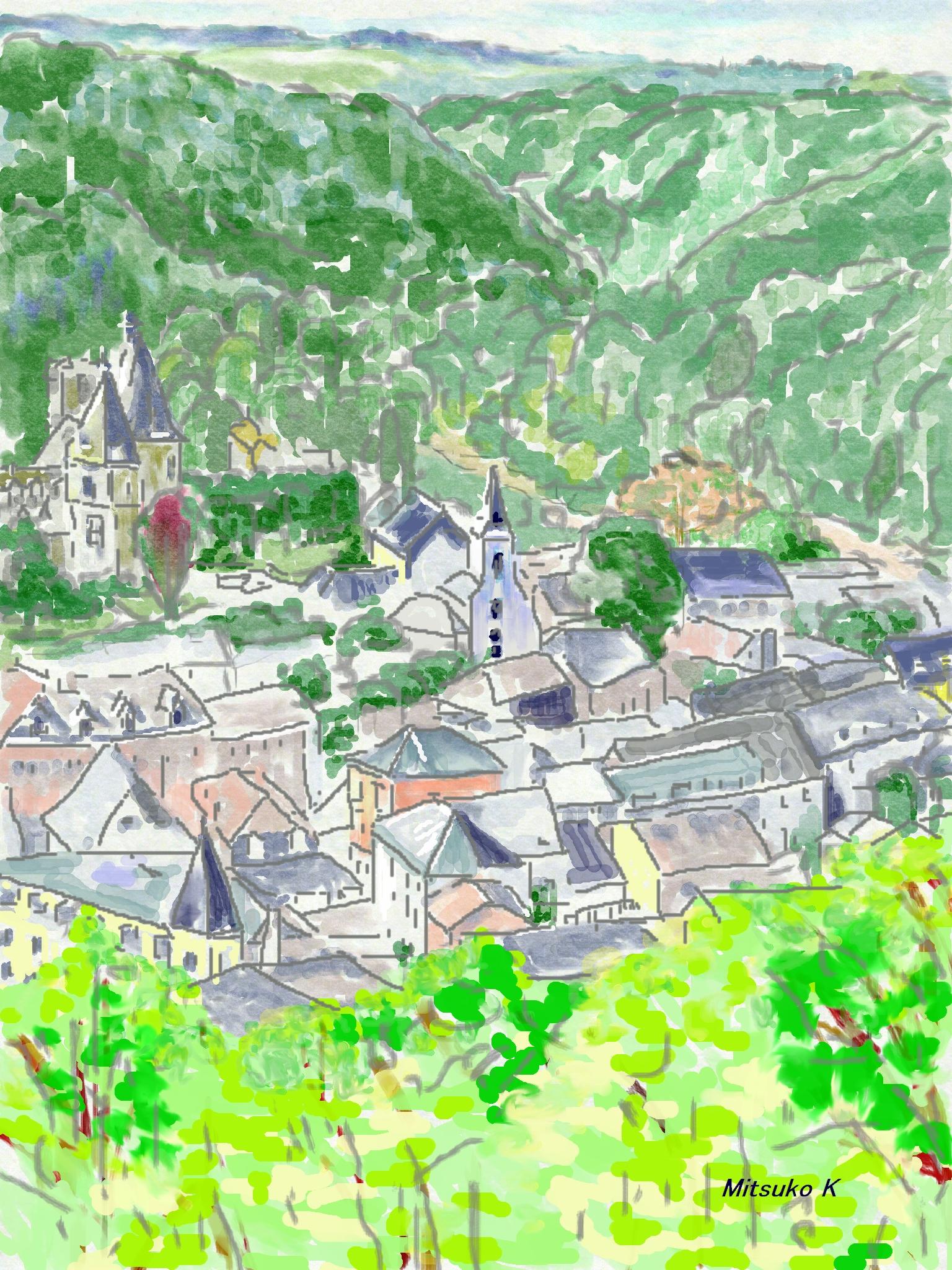 小さな村 デュルブイ