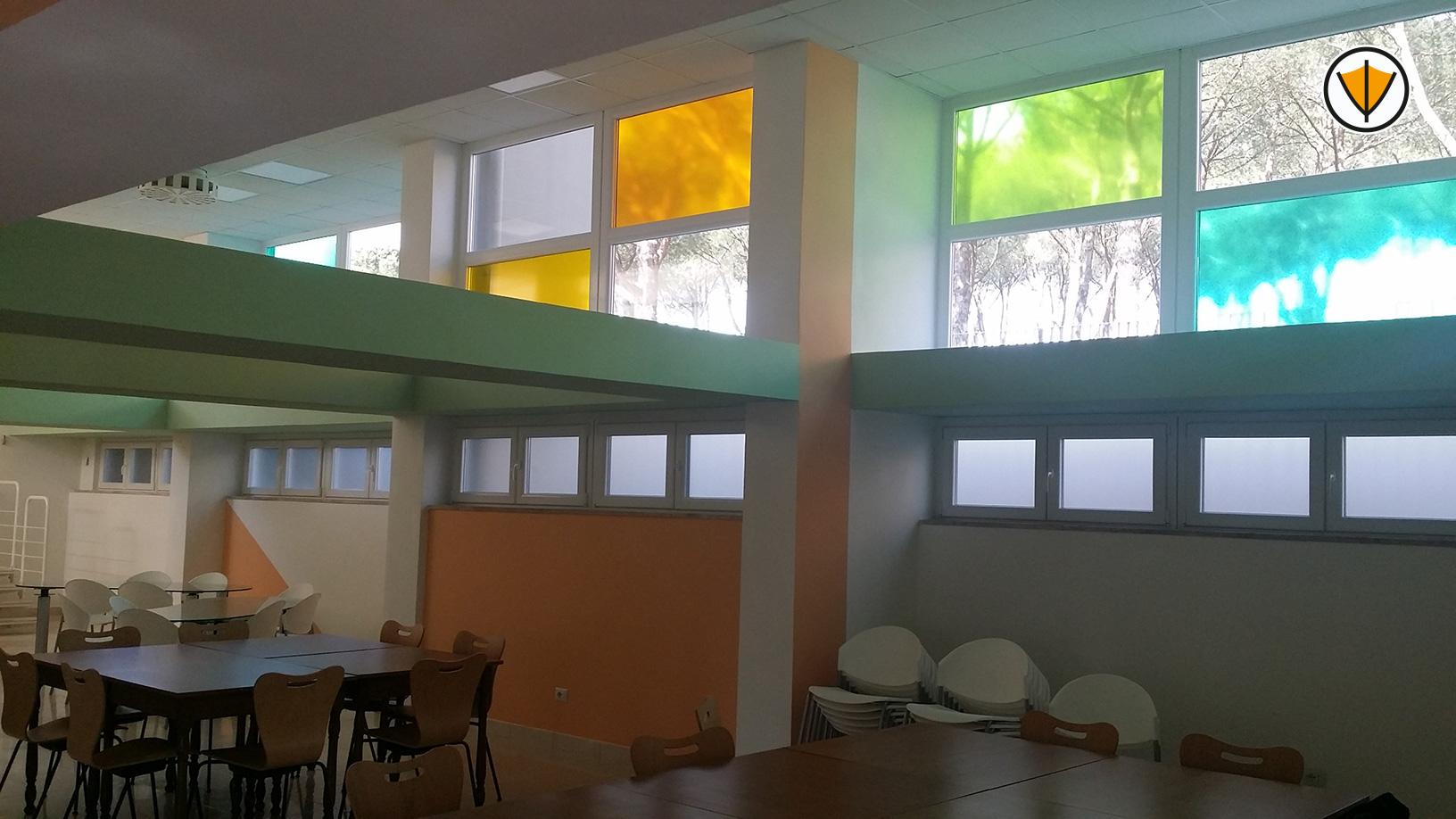 Pontificia Facoltà di Scienze dell'Educazione - Sala di lettura