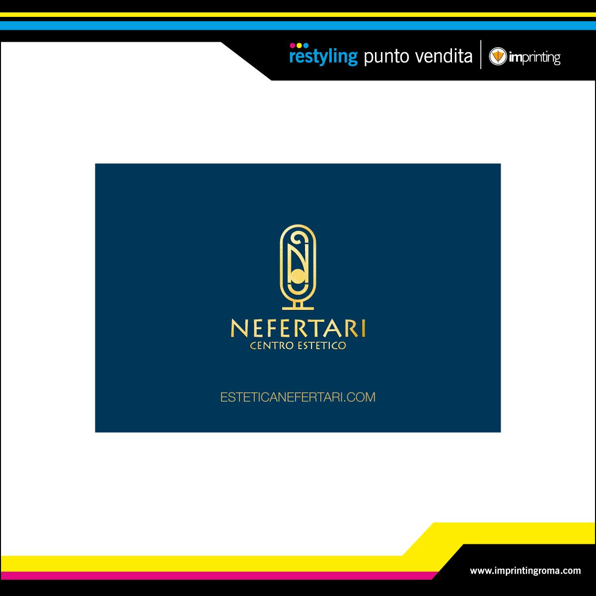 Studio del marchio - Nefertari Centro Estetico