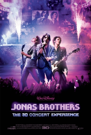 Jonas Brothers: The 3D Concert Experience