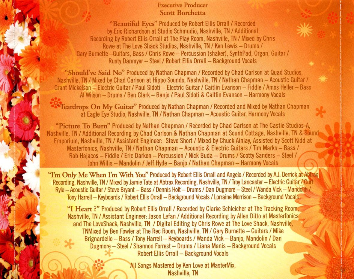 EP Credits