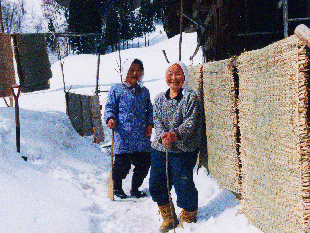 photo20:平成16年フォトコンテスト受賞作【吹雪が止んだ日】