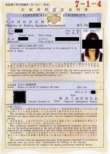 上陸特別許可 2012年東京入管