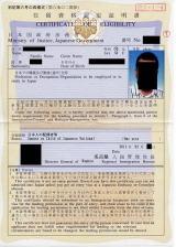 上陸特別許可 2011年名古屋入管