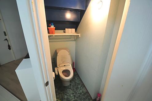 Domingo Ayase 1F toilet