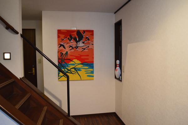 ドミンゴ笹塚玄関